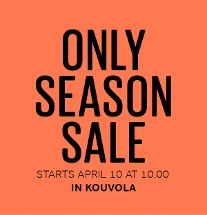 Only MID SEASON SALE