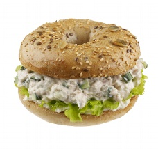 Arnolds Bakery & Coffee Shop Kuukauden bagel 5€